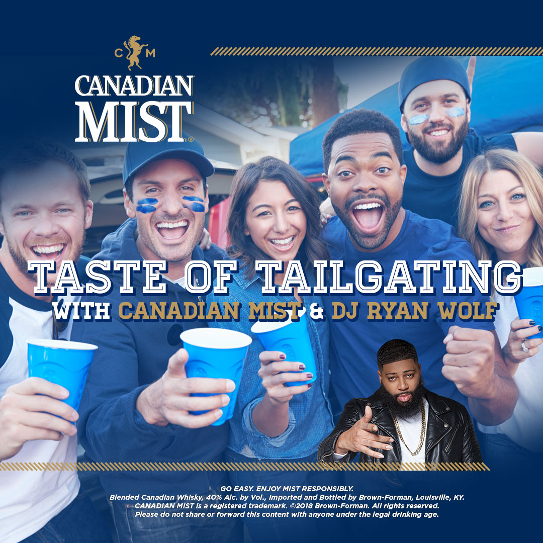 Canadian Mist Taste of Tailgating Quiz