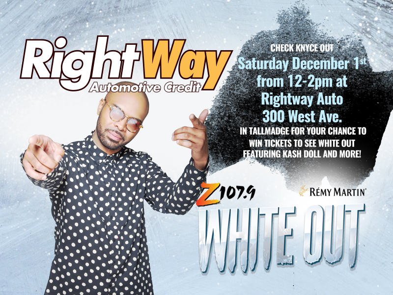 Righway Auto White Out 2018