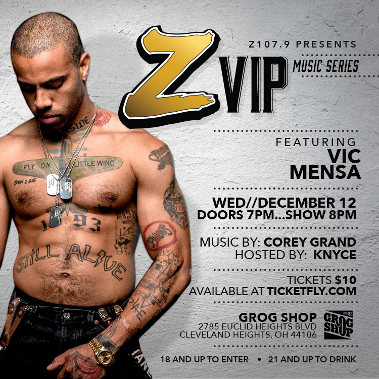vic mensa vip zvip