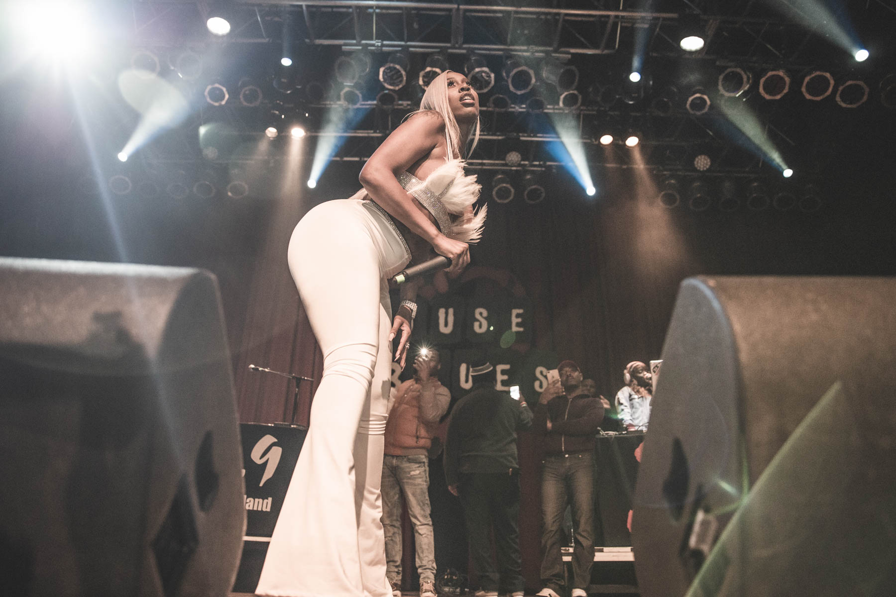 White out 2018 with Kashdoll