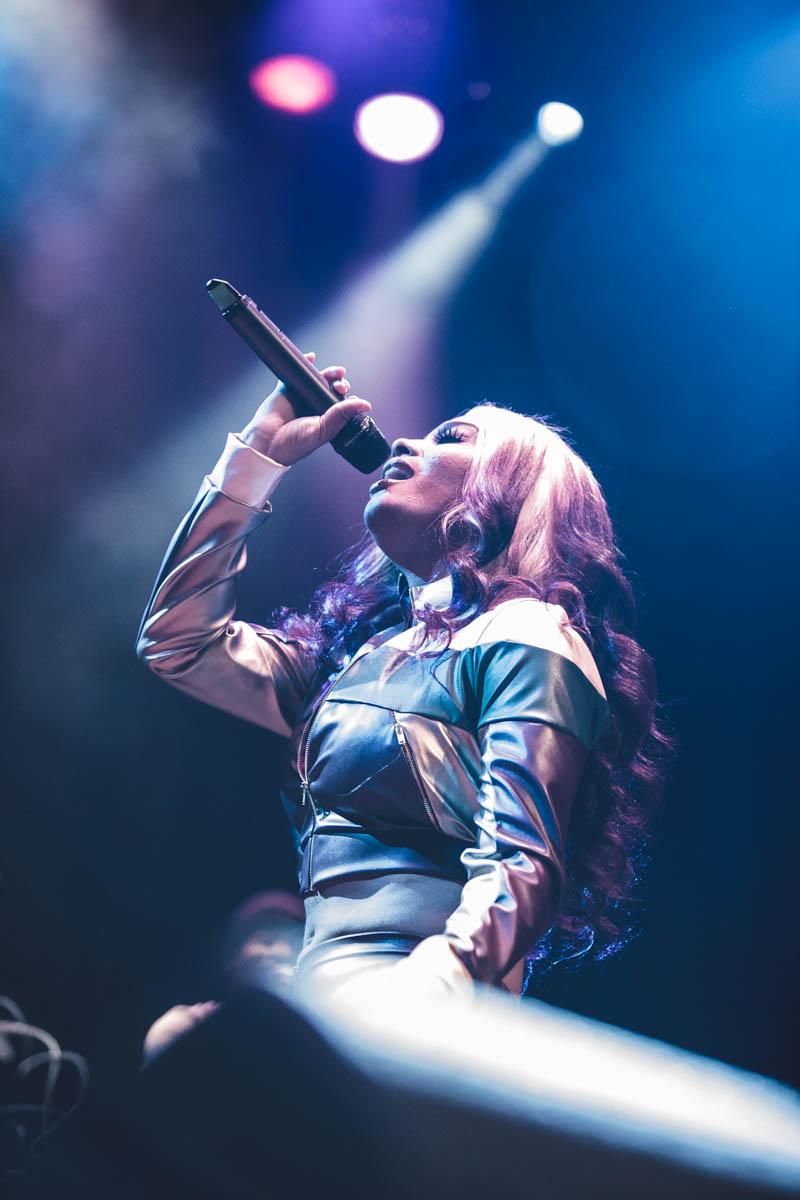 white out 2018 La'Britney La Britney