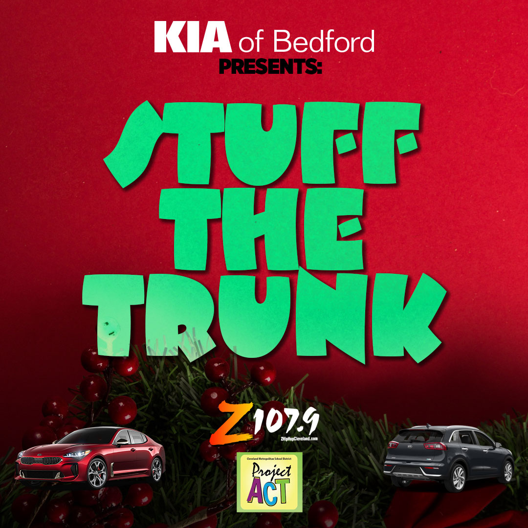 Kia of Bedford Stuff the Trunk