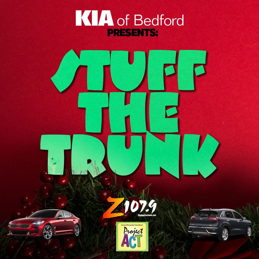 Kia of Bedford Stuff the Trunk