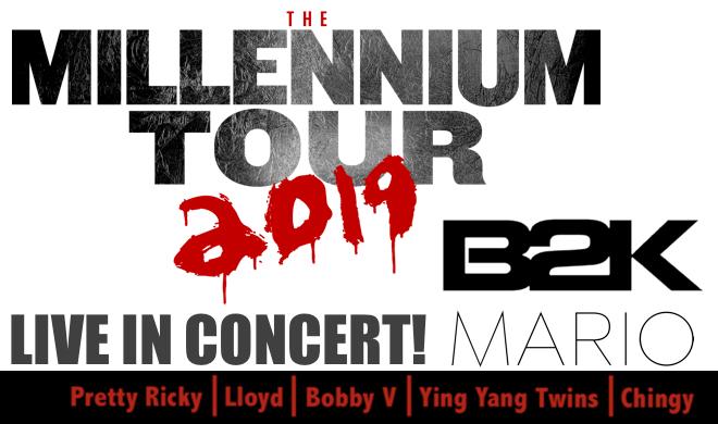 The Millennium Tour Cleveland
