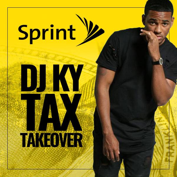 Sprint DJ KY TAX TAKEOVER