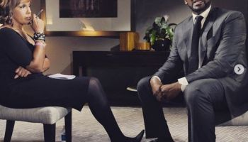 Gayle King interviews R. Kelly screenshot