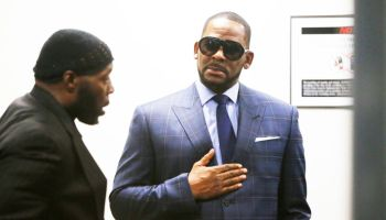 R. Kelly Appears In Family Court Over Unpaid Child Support