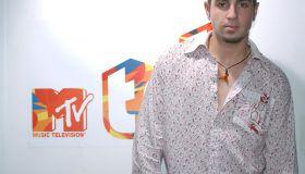 Wade Robson on MTV TRL