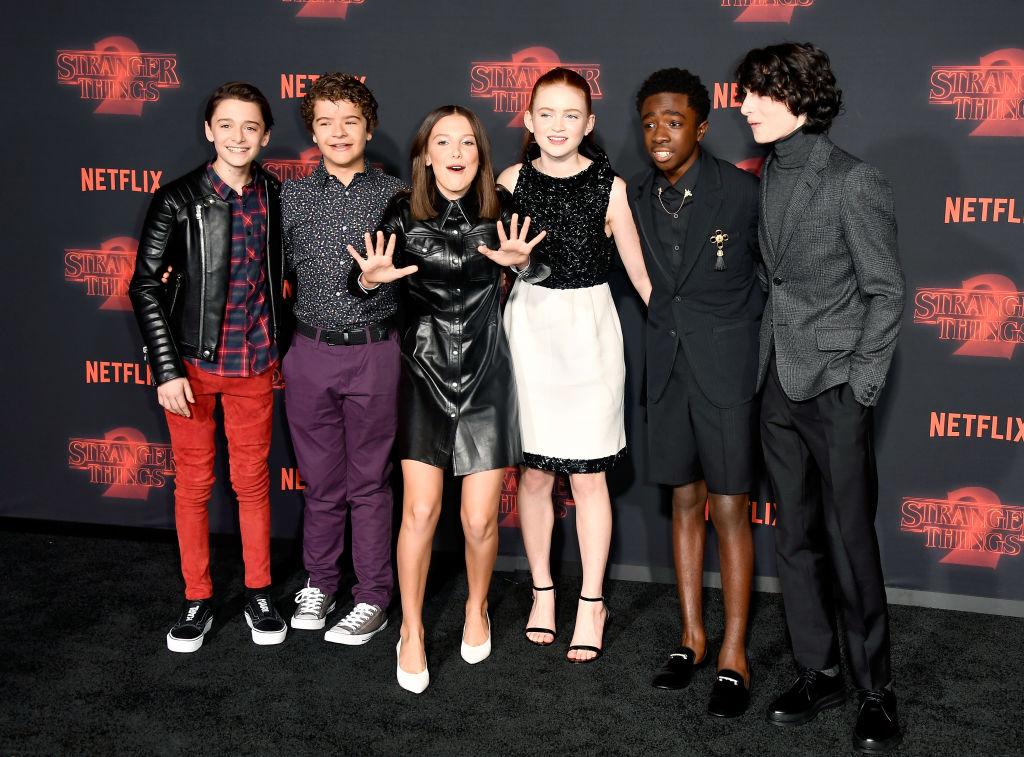 Premiere Of Netflix's 'Stranger Things' Season 2 - Arrivals