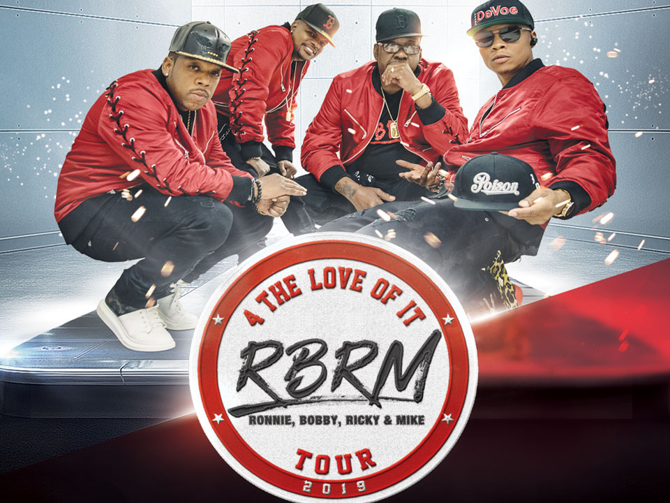 Bobby Brown & Bell Biv Devoe Text To Win - CLEVELAND