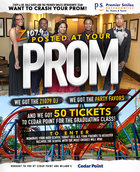 Posted at the Prom 2019