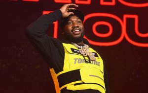 Meek Mill In Concert - Atlanta, Georgia