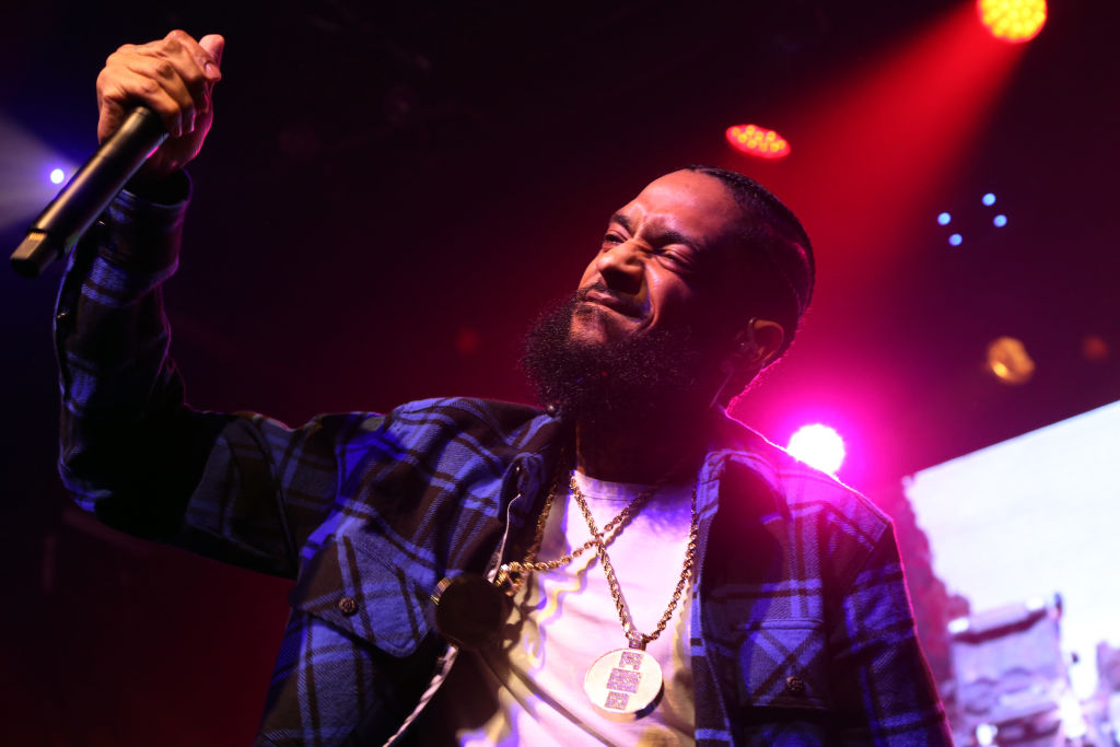 Nipsey Hussle In Concert - New York City