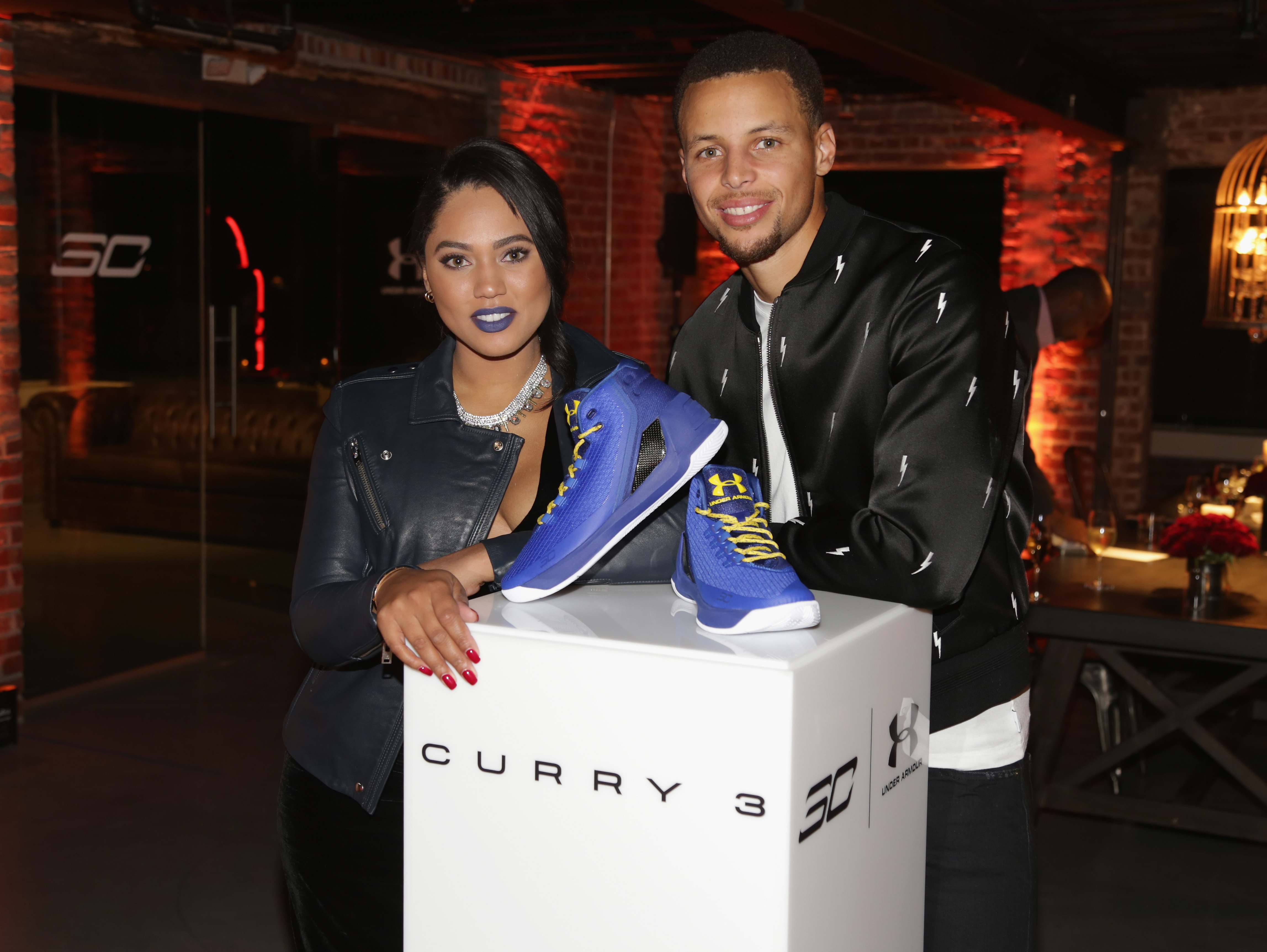 Under Armour Curry 3 Launch
