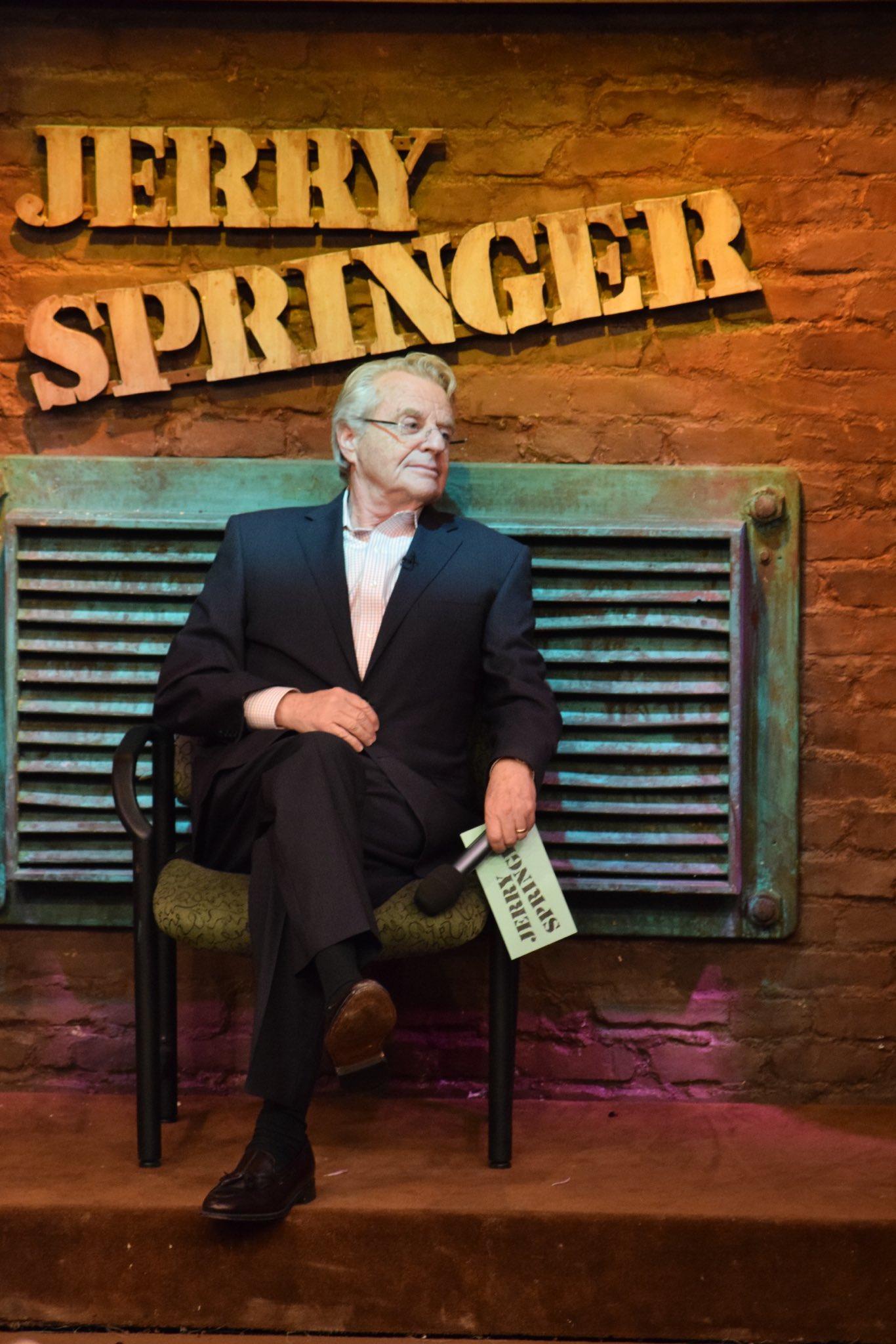 Jerry Springer