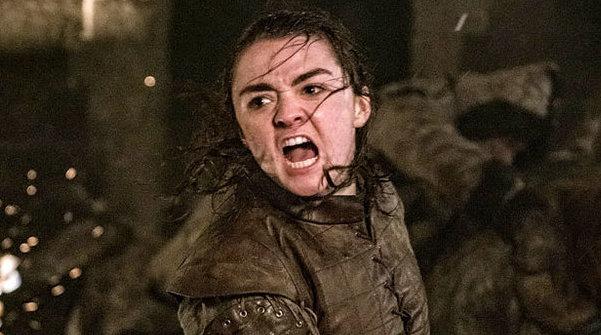 Arya Stark-Game of Thrones Season 8 Episode 3