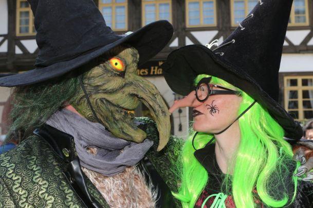Walpurgis Festival in Wernigerode