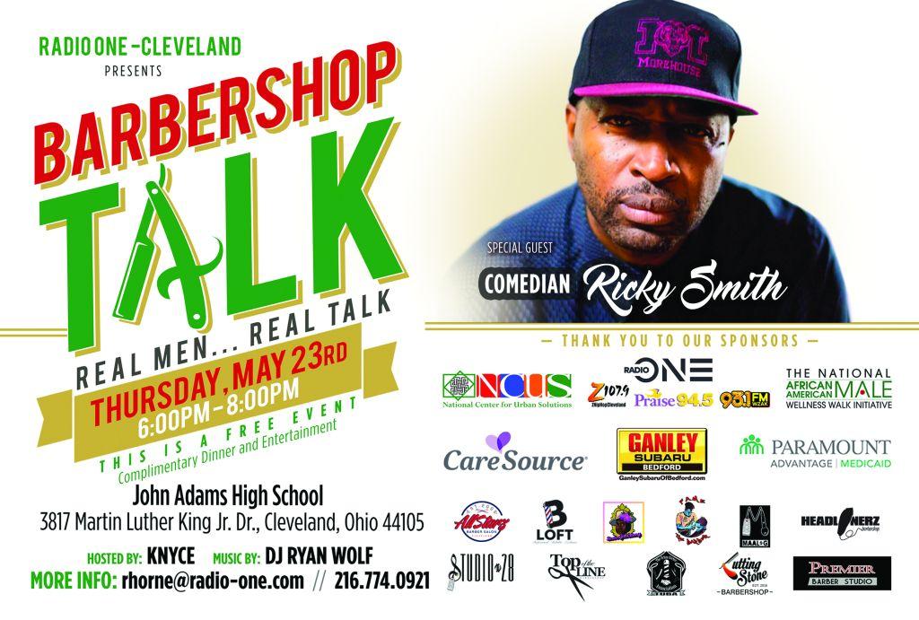 Barbershop Talk – Real Men, Real Conversations