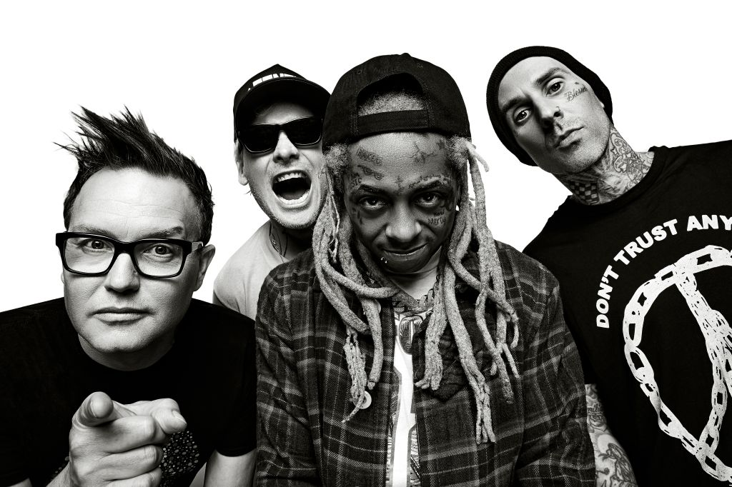 Blink 182 and Lil Wayne National Tour