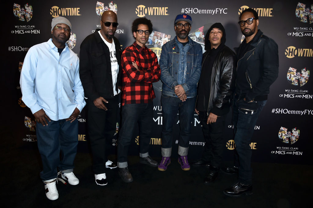 """""""Wu-Tang Clan: Of Mics And Men"""" FYC Event"""