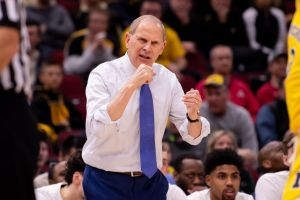 COLLEGE BASKETBALL: MAR 15 Big Ten Conference Tournament - Iowa v Michigan