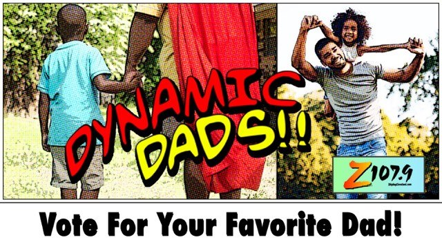 Dynamic Dads Vote Now