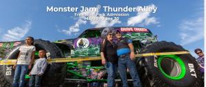 Cedar Point Monster Jam