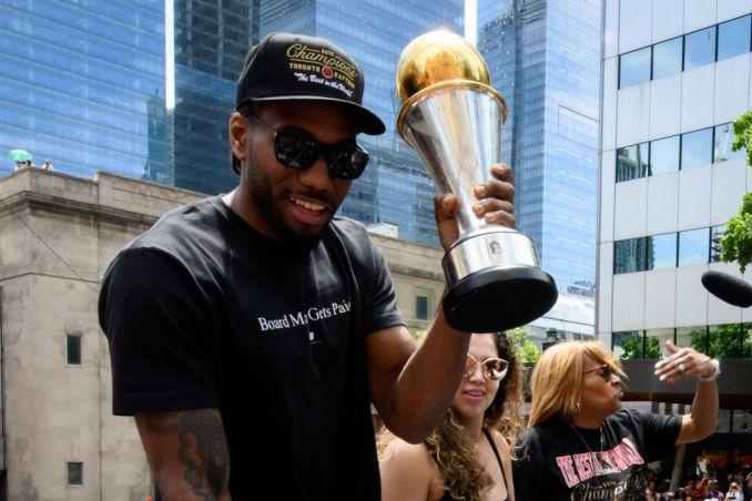 NBA: JUN 17 Toronto Raptors Championship Parade
