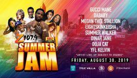 Z107.9 Summer Jam