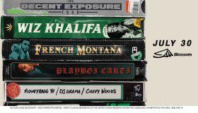 Wiz Khalifa & Guest Prize Pack