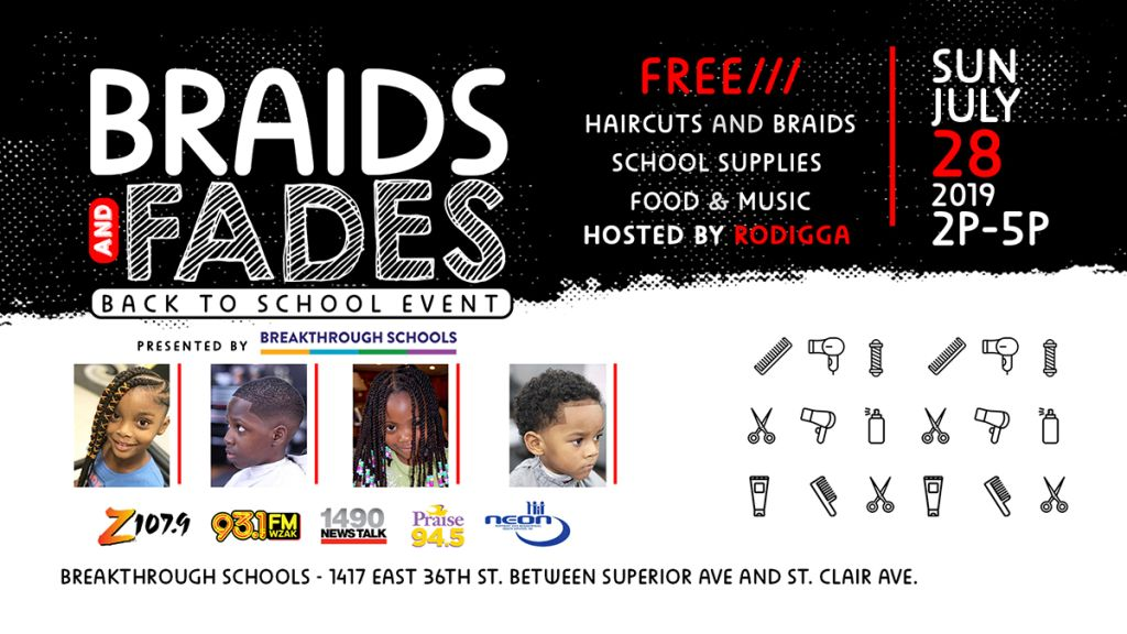 Braids And Fades 2019 graphics