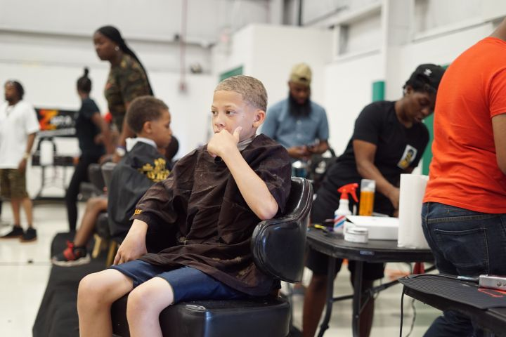 Z107.9 Braids and Fades 2019
