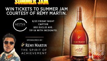 Remy X Summer Jam 2019