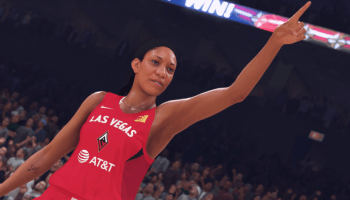 NBA 2K20 WNBA Players