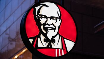 An American fast food restaurant chain Kentucky Fried...