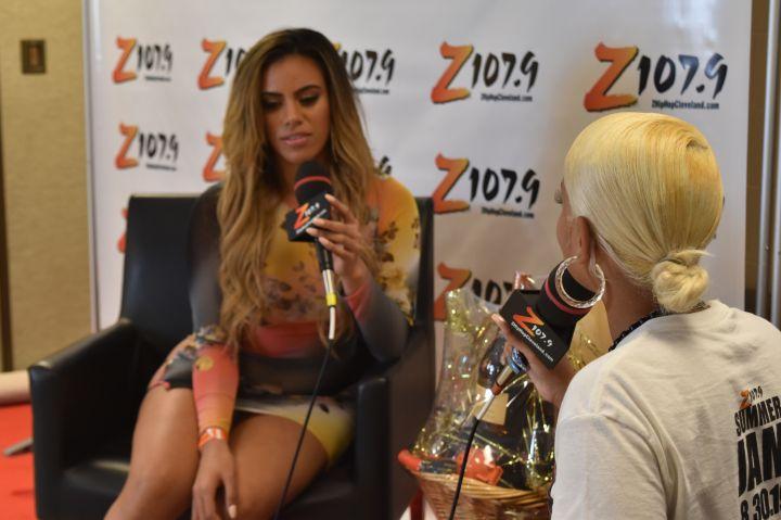 Z107.9 Summer Jam Dinah Jane