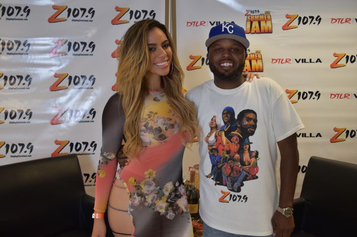Z107.9 Summer Jam Dinah Jane