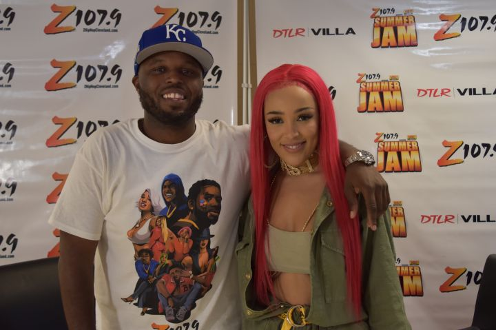 Z107.9 Summer Jam Doja Cat