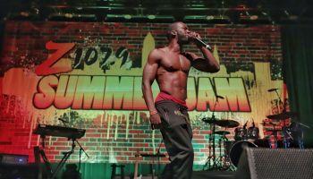 Z107.9 Summer Jam Stage Photos