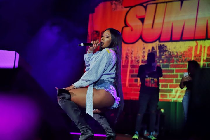Z107.9 Summer Jam Stage Photos