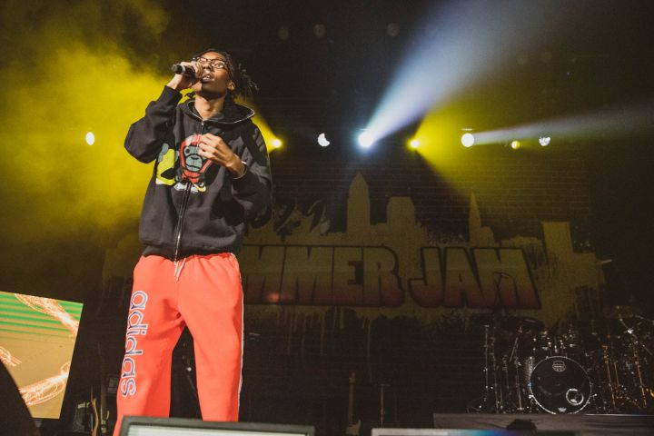 Z107.9 Summer Jam Photos - Lil Tecca