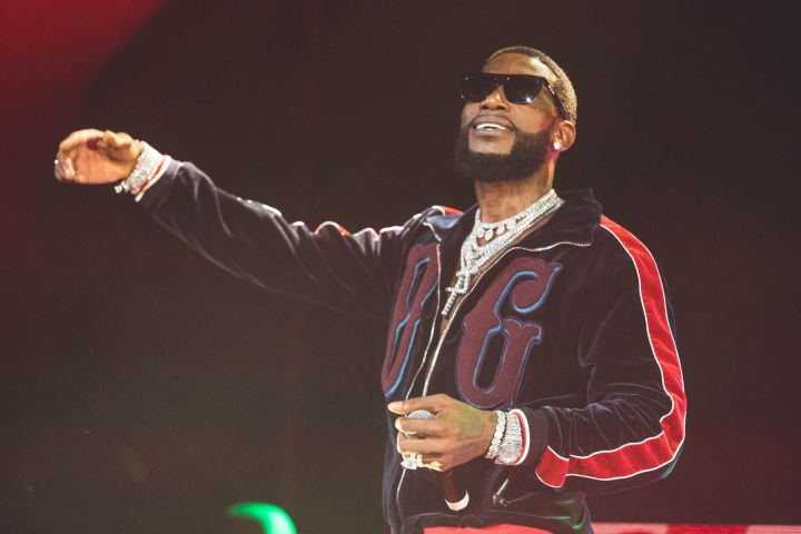 Gucci Mane hits the Z107.9 Summer Jam stage!