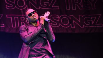 Ne-Yo Performs At O2 Arena In London