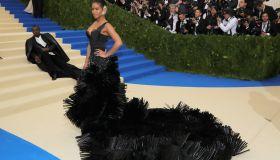 'Rei Kawakubo/Comme des Garcons: Art Of The In-Between' Costume Institute Gala - Arrivals