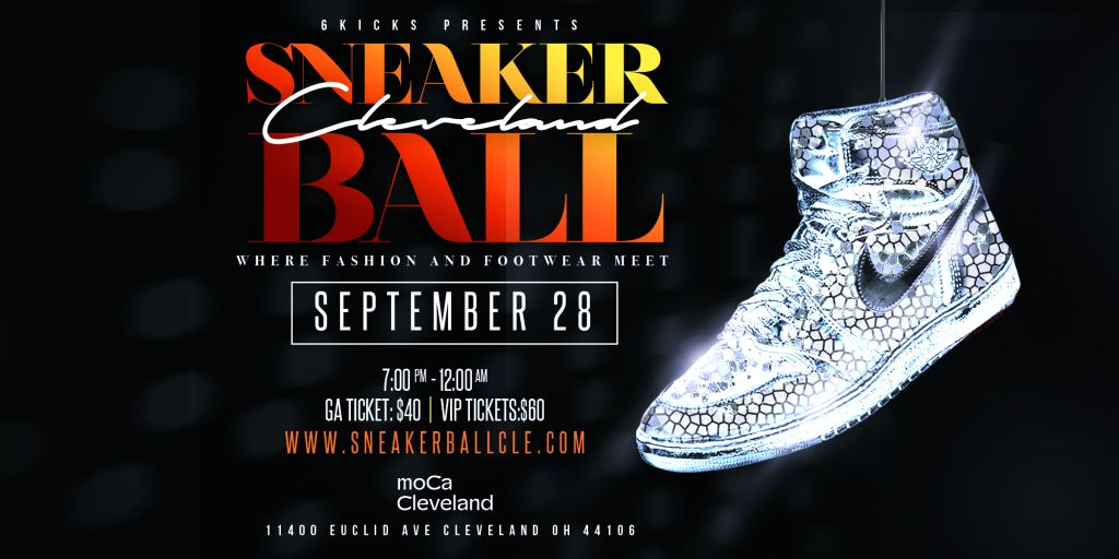 Sneakerball 19 Updated Graphics