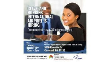 Centers for Families and Children Airport Hiring Oct 2019