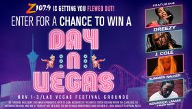 Local: Z107.9 Enter To Win A Day N Vegas Flyaway_RD Cleveland WENZ_October 2019