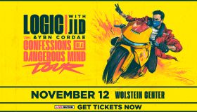 """Enter To Win Tickets To The Logic """"The Confessions of a Dangerous Mind Tour"""" Featuring, JID, and YBN Cordae!"""