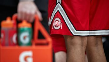 COLLEGE BASKETBALL: MAR 15 Big Ten Conference Tournament - Ohio State v Michigan State