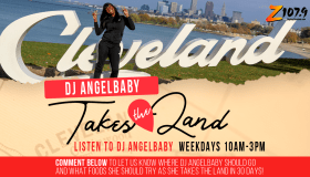 DJ AngelBaby Takes The Land In 30 Days